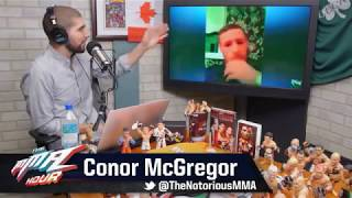 The MMA Hour - Episode 170 - Conor McGregor Debut
