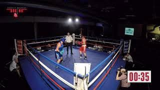 Strictly Business Boxing XVI - Justin Robinson VS Paul Heath