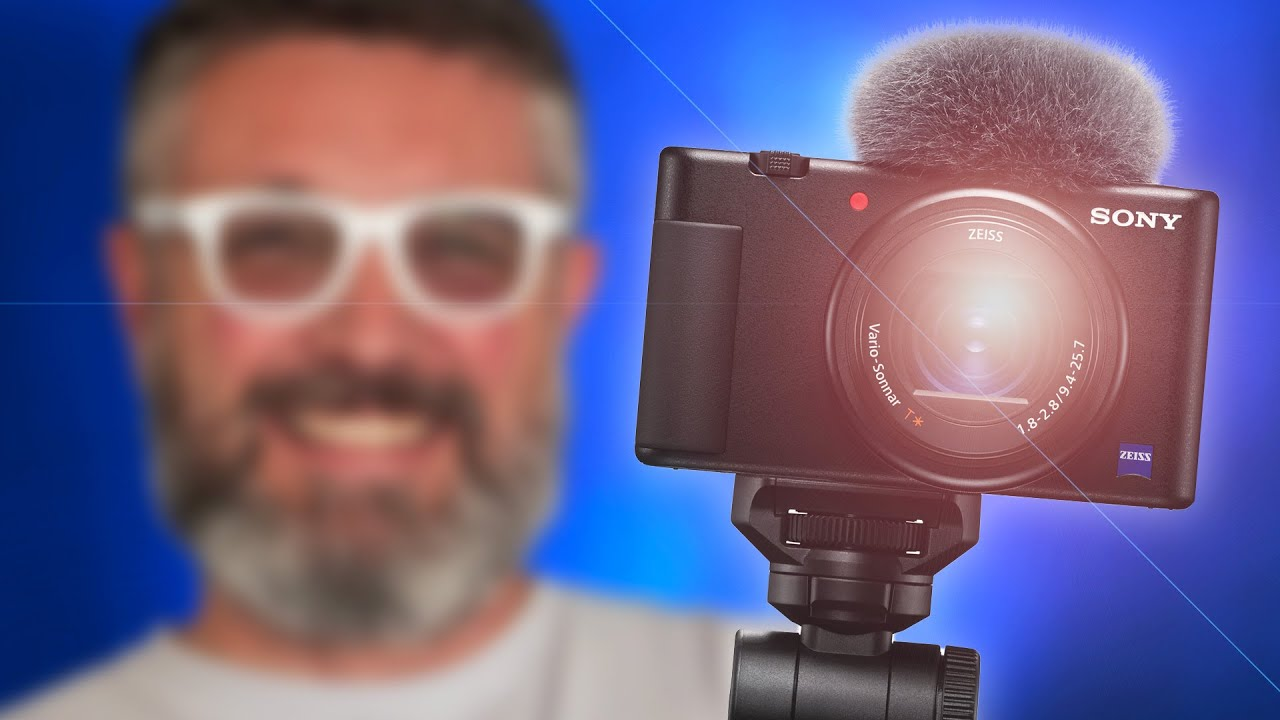 Sony ZV 1 - Is it the best vlogging and live streaming camera?