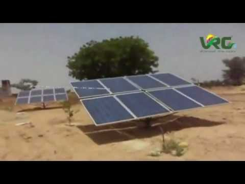 Video Solar Water Pumps And Drip Irrigation Technology
