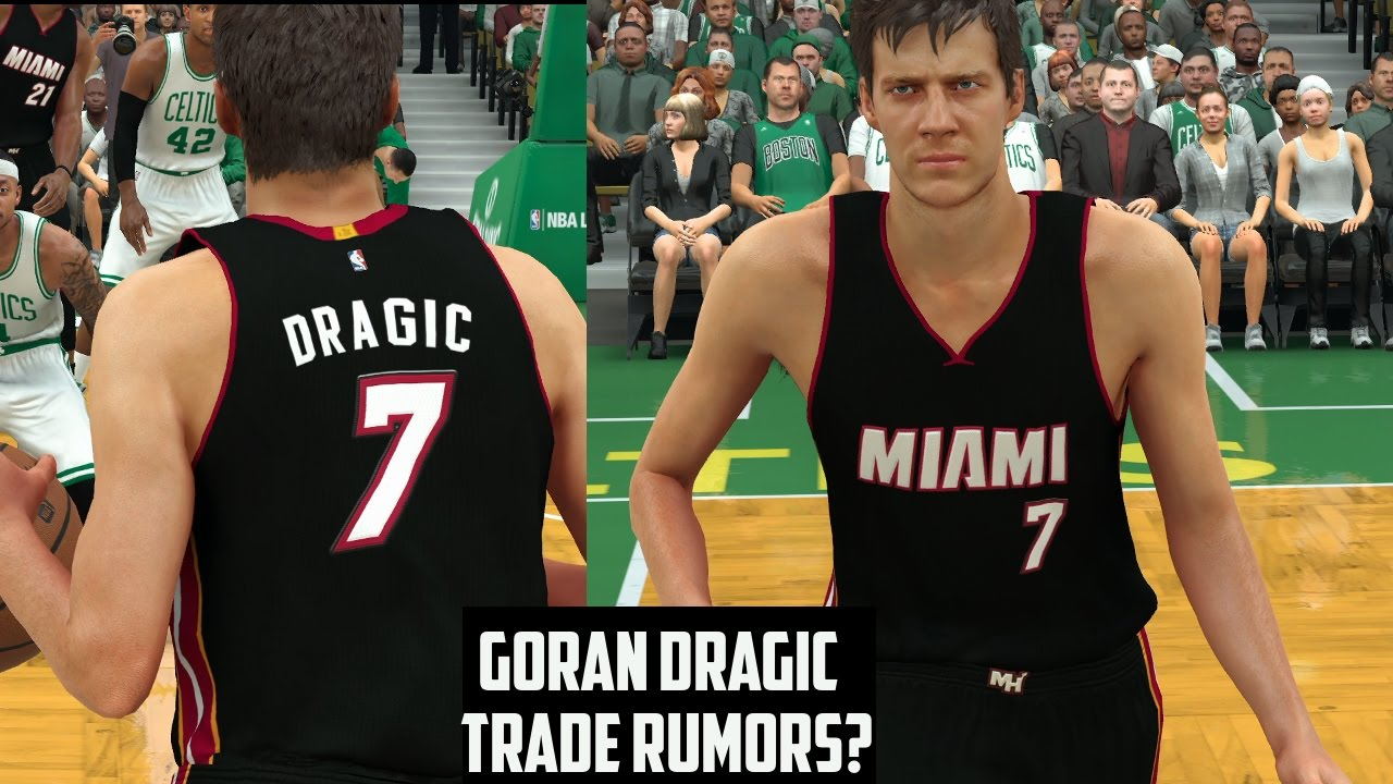 Report: Heat willing to part with Goran Dragic, Justise Winslow for Kyrie Irving