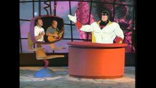 No lawyer is gonna' tell Space Ghost what to do