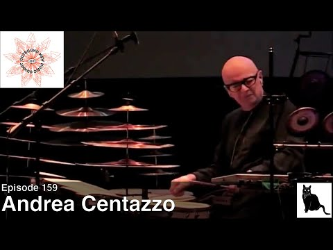 In The Field With Andrea Centazzo (Outsound New Music Summit)