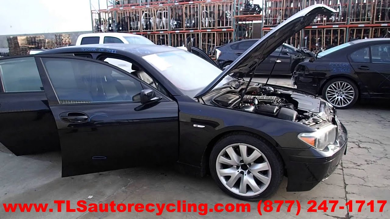 BMW LI Parts For Sale Save Up To YouTube - 2006 bmw 745 for sale