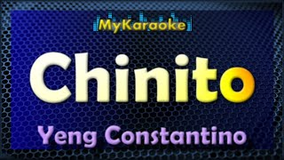 Chinito - Karaoke version in the style of Yeng Constantino