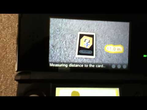 Nintendo 3DS AR Games Cards   GamersCast
