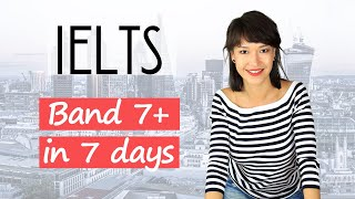 Скачать How To Prepare For The IELTS Exam Quickly Get Band 7 In 7 Days