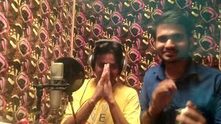 Live Singing For Bhojpuri Song #Kush_Premi In Maithili Studio 2019