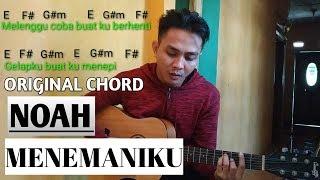 Download NOAH MENEMANIKU COVER
