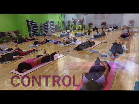 Pilates commercial - group or private one to one sessions
