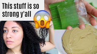 SIS.. THIS DIY PROTEIN TREATMENT CHANGED MY HAIR INSTANTLY!