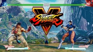 Street Fighter V / 5 - Full System Breakdown, Everything You Need To Know For Beta