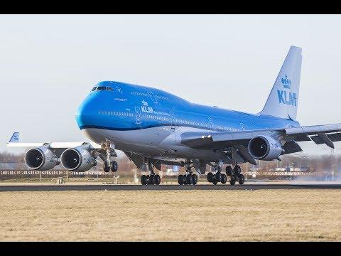 Prepar 3D - IVAO | Boeing 747-KLM | Amsterdam (EHAM) to Princess Juliana Int. Airport St. Maarten