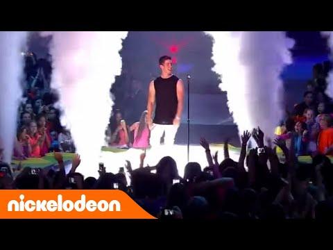 "Kids' Choice Awards 2015 | Nick Jonas - ""Chains""/""Jealous"" | Nickelodeon France"