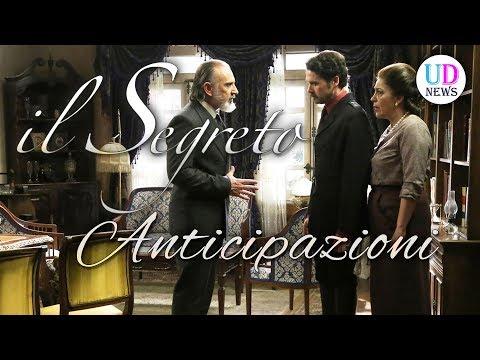 Anticipazioni Il Segreto, puntate 22-26 Gennaio 2018. Cristobal lascia morire il padre!