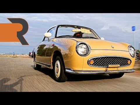 The Quirkiest Car Ever Made?! | JDM Nissan Figaro