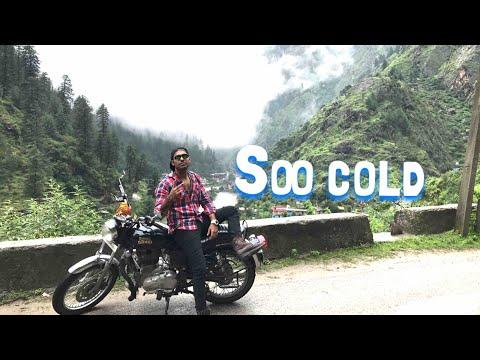 Bike renting in kasol   Bullet Experience In Mountains