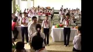 sexual education program Alliance Anti trafic Vietnam