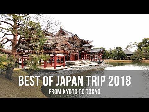 Japan Trip 2018 Highlights