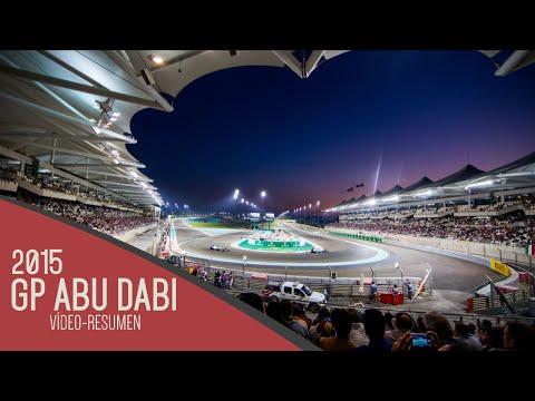 Resumen del GP de Abu Dabi 2015 [HD]