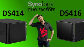 the Synology DS416 vs DS414 - Which one should you buy?