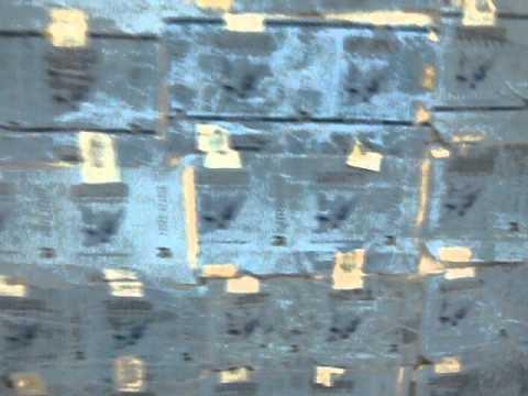 GAULOISES -- Assemblage Art