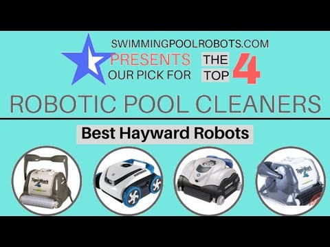 Robotic pool cleaner - How to choose the best robotic pool cleaner - clean water