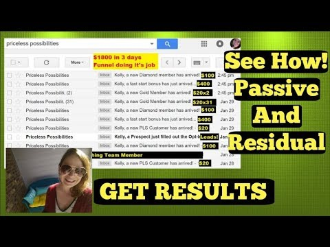 Best Residual Income Online - Power Lead System 2018 is your ANSWER! Make $5000 A Month Online