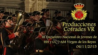 iii encuentro nacional de jovenes de hh y cc   am virgen de los reyes