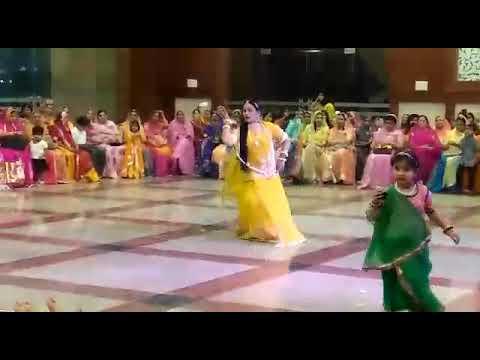 Royal Rajputi Dance By Ayushi Shekhawt