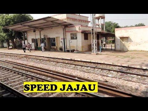 WAP4 Delhi Kanyakumari Thirukkural Sprints Jajau