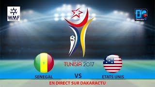 [REPLAY] Coupe du monde de mini-Foot : Revivez le match Sénégal: 2 -Etats Unis : 2