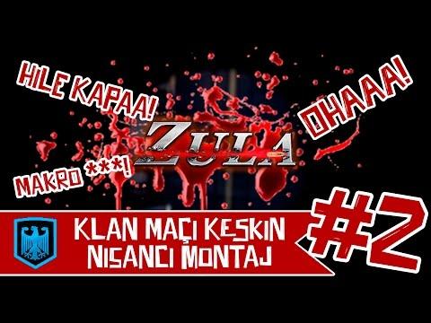Zula Sniper Clan Macı Kill Montage' Nadir Dilkan #1 #Part2