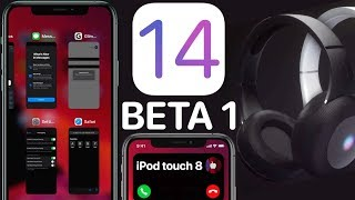 Apple слила iPhone с iOS 14 на борту ! AirPods 3, iPod Touch 8 - Обзор
