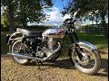 BSA Gold Star DBD34 1957 500cc for Sale