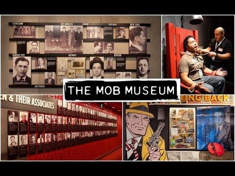 the mob museum las vegas youtube. Black Bedroom Furniture Sets. Home Design Ideas
