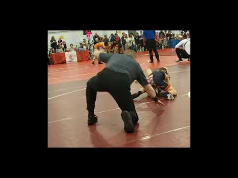 Mario Hutcherson - 10U-90lb Pennsylvania Youth Wrestler