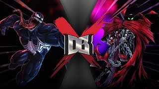 Venom VS Spawn (Marvel VS Image) | DBX
