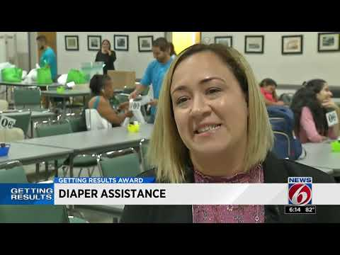 How to help with often unspoken need for diapers
