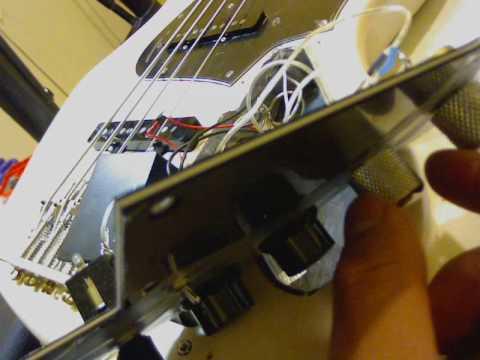 fender jb marcus miller buzz humm noise youtube Fender Jazz Bass Natural fender jb marcus miller buzz humm noise