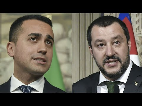 Italie Le Mouvement 5 étoiles Et Lextrême Droite En Voie De Former Un Gouvernement