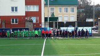 Первенство дублеров ФК Гомель - ФК Минск 1-3 Обзор матча