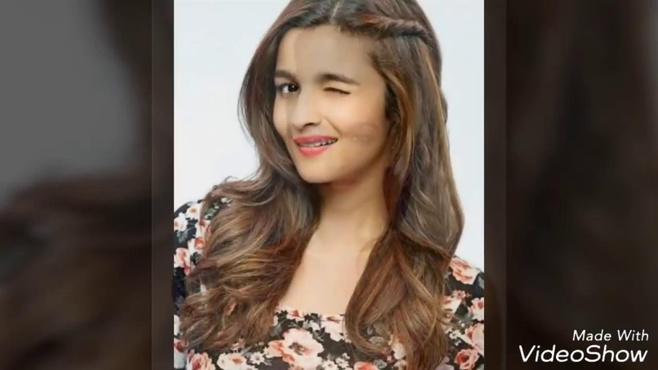 Three Cute Hairstyles Inspired By Alia Bhatt Diy