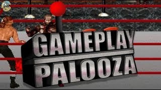 Gameplay Palooza - PlayStation - WWF In Your House Gameplay