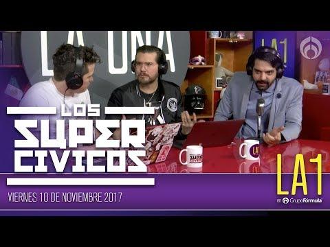 #LA1 - La Radio de los Econocívicos - @rikymoreno @Kaizzer @AntonioAttolini