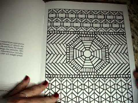Mystical Mandala Coloring Book Youtube