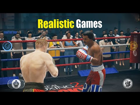 Top 10 Realistic Boxing Games For Android 2020