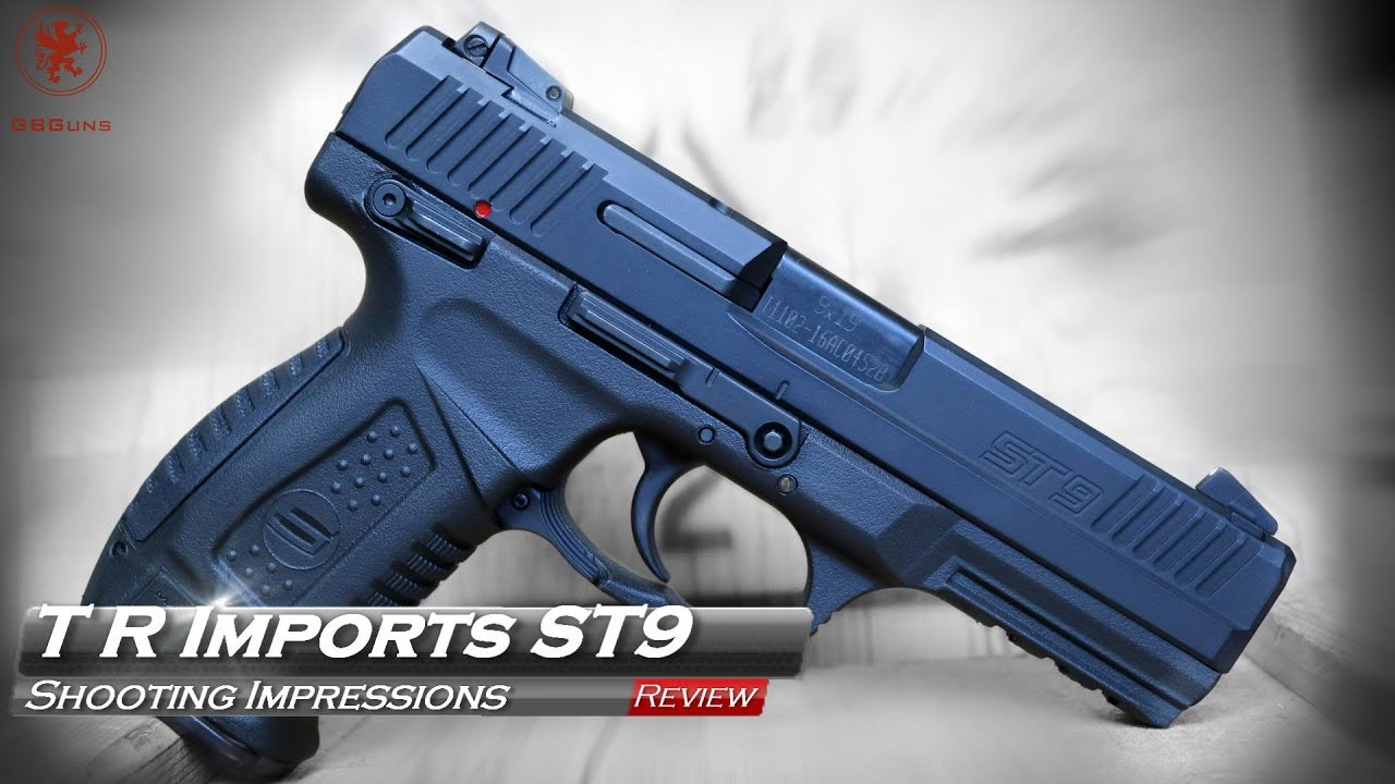 Sarsilmaz ST9 Shooting Impressions