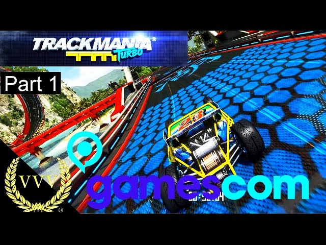 Trackmania Turbo Gameplay part 1