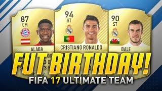 FUT BIRTHDAY TRADING AND INVESTING GUIDE! (FIFA 17 Ultimate Team FUT Birthday)